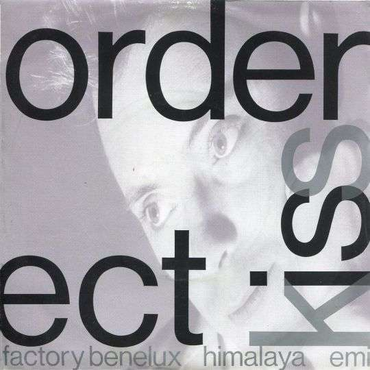 Coverafbeelding The Perfect Kiss/ The Kiss Of Death - New Order