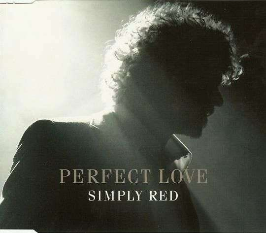 Coverafbeelding Perfect Love - Simply Red