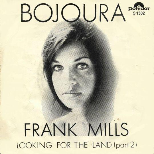 Coverafbeelding Frank Mills - Bojoura