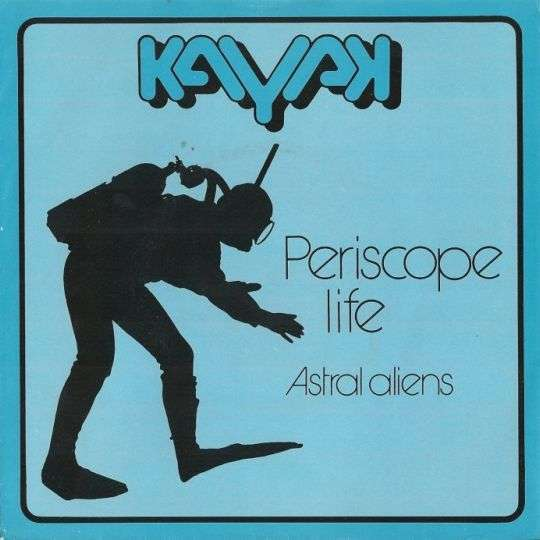 Coverafbeelding Kayak - Periscope Life
