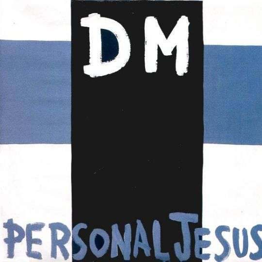 Coverafbeelding Personal Jesus - Dm