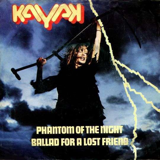 Coverafbeelding Phantom Of The Night - Kayak
