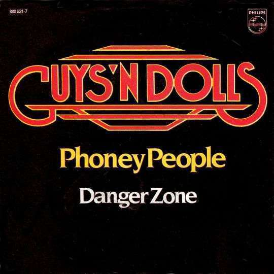 Coverafbeelding Guys 'n Dolls - Phoney People