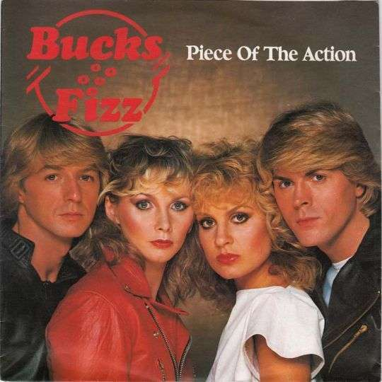 Coverafbeelding Piece Of The Action - Bucks Fizz