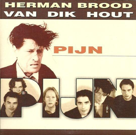 Coverafbeelding Pijn - Herman Brood & Van Dik Hout