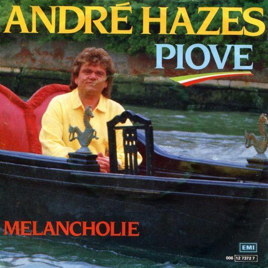 Coverafbeelding Piove - André Hazes
