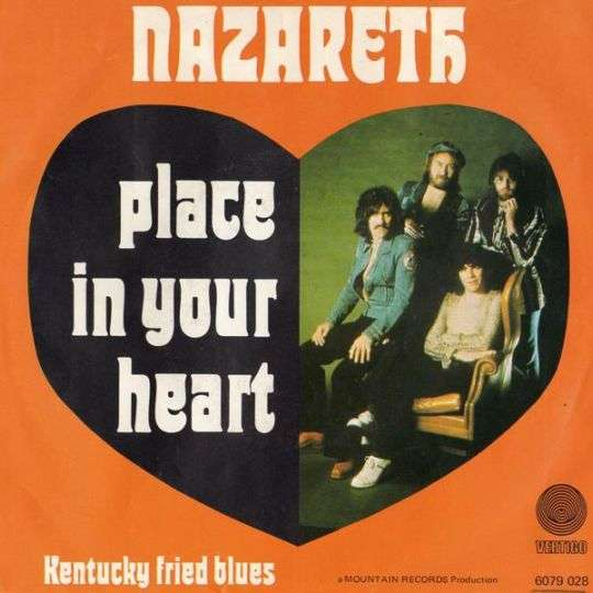 Coverafbeelding Place In Your Heart - Nazareth