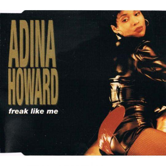 Coverafbeelding Freak Like Me - Adina Howard
