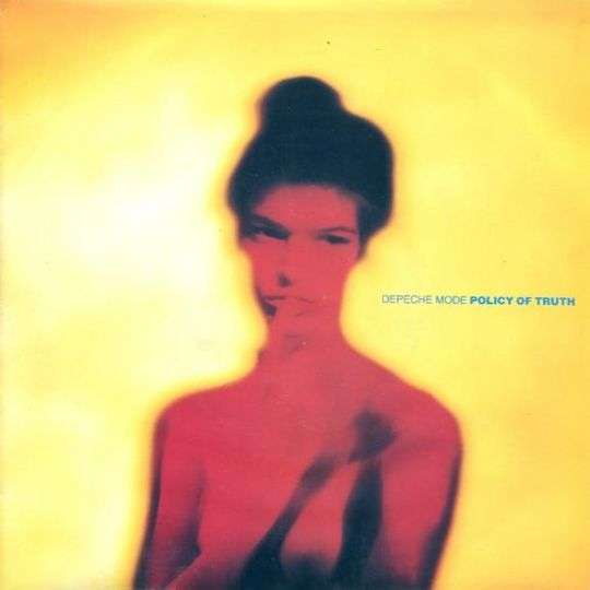 Coverafbeelding Policy Of Truth - Depeche Mode