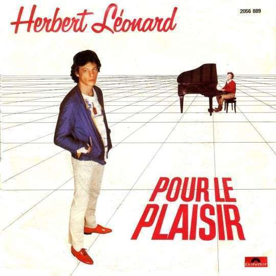 Coverafbeelding Herbert Léonard - Pour Le Plaisir