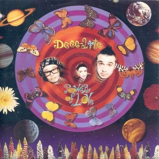 Coverafbeelding Power Of Love - Deee-lite