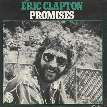 Coverafbeelding Promises - Eric Clapton