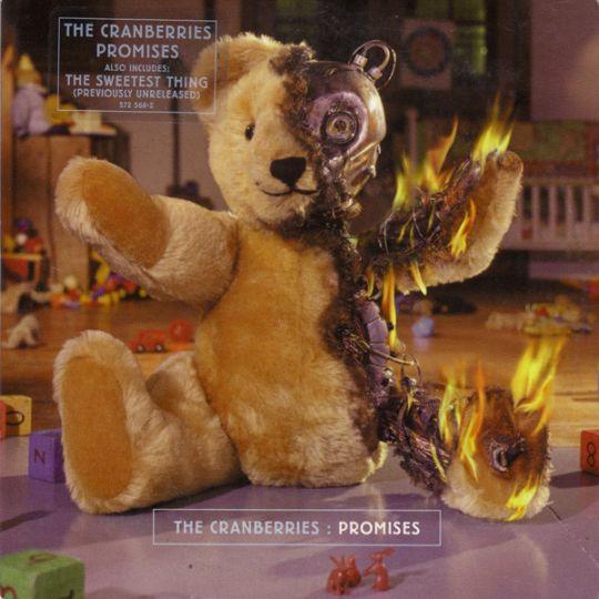 Coverafbeelding Promises - The Cranberries