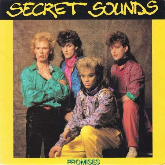 Coverafbeelding Secret Sounds - Promises