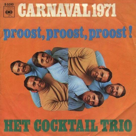 Coverafbeelding Proost, Proost, Proost! - Het Cocktail Trio