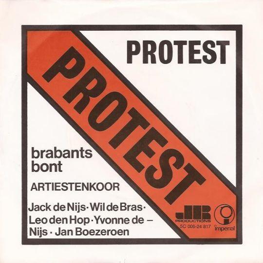 Coverafbeelding Brabants Bont Artiestenkoor - Protest