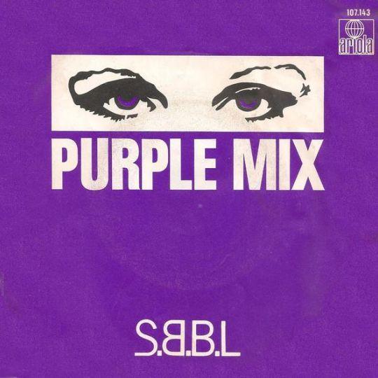 Coverafbeelding S.B.B.L - Purple Mix