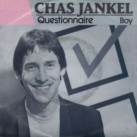 Coverafbeelding Questionnaire - Chas Jankel
