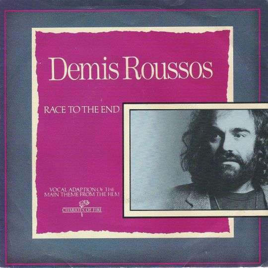 Coverafbeelding Demis Roussos - Race To The End - Vocal Adaptation Of The Main Theme From The Film C