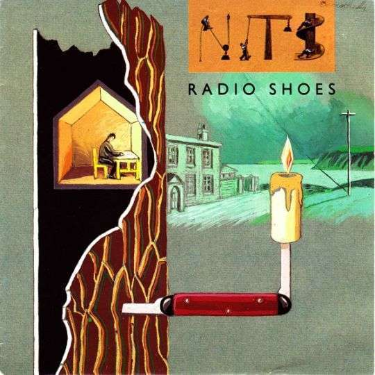 Coverafbeelding Radio Shoes - Nits