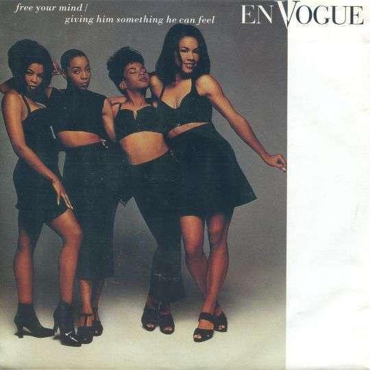 Coverafbeelding Free Your Mind - En Vogue