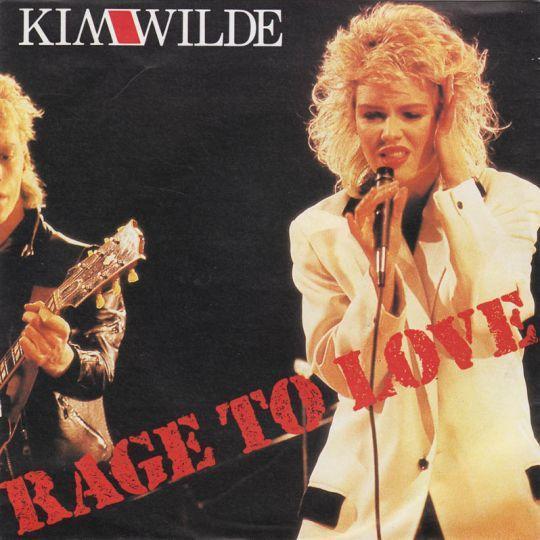 Coverafbeelding Rage To Love - Kim Wilde