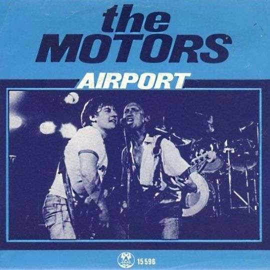 Coverafbeelding The Motors - Airport