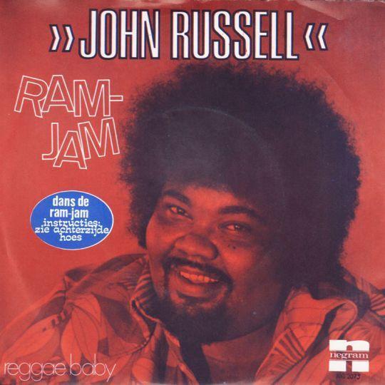 Coverafbeelding Ram-Jam - John Russell
