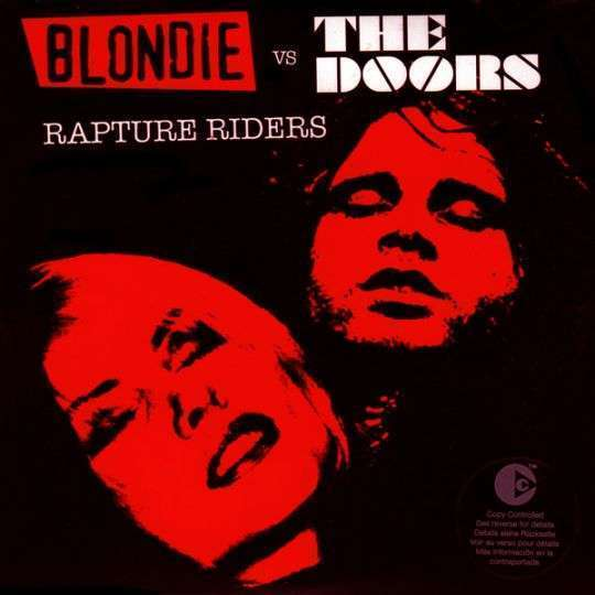 Coverafbeelding Rapture Riders - Blondie Vs The Doors