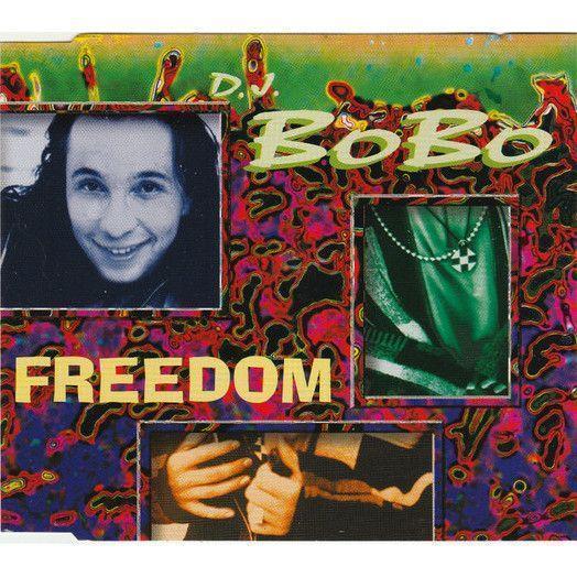 Coverafbeelding Freedom - D.j. Bobo