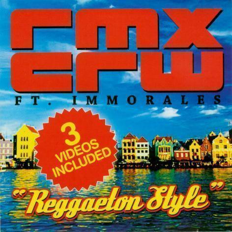 Coverafbeelding Reggaeton Style - Rmxcrw Ft. Immorales