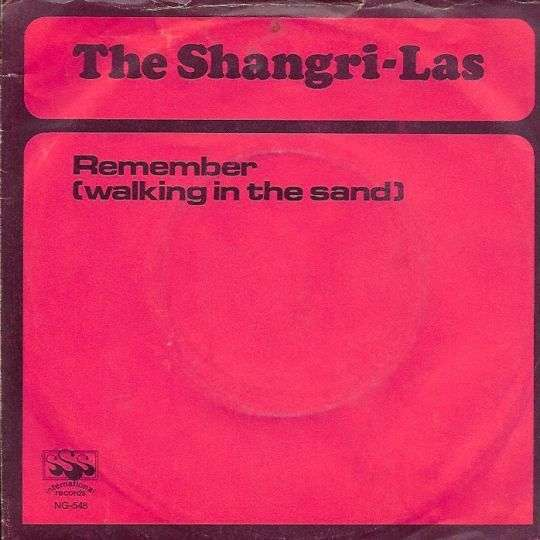 Coverafbeelding Remember (Walking In The Sand) - The Shangri-Las