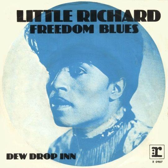 Coverafbeelding Freedom Blues - Little Richard