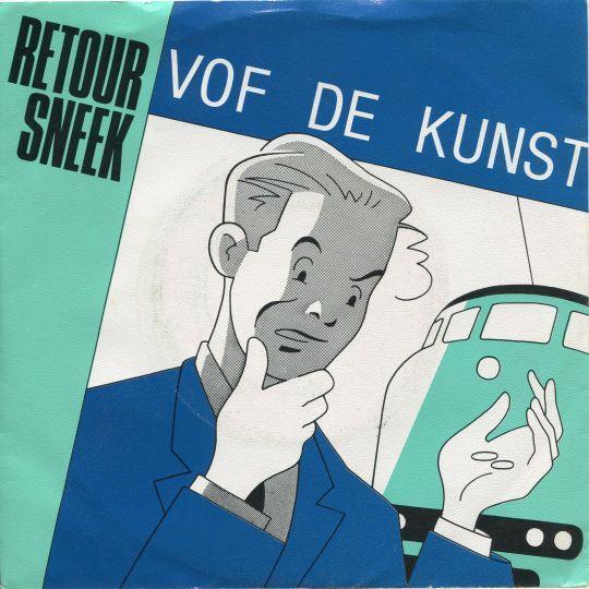 Coverafbeelding Retour Sneek - Vof De Kunst