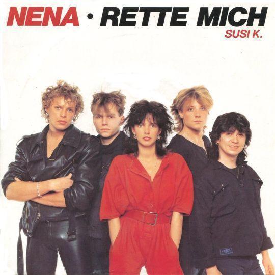 Coverafbeelding Rette Mich - Nena