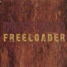 Coverafbeelding Freeloader - Driftwood