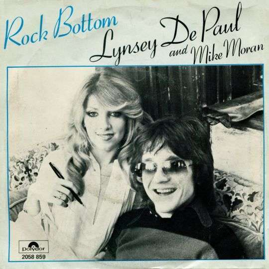 Coverafbeelding Rock Bottom - Lynsey De Paul And Mike Moran