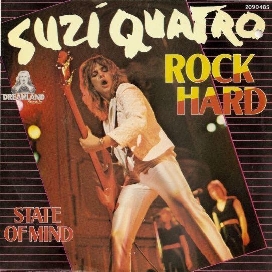 Coverafbeelding Rock Hard - Suzi Quatro