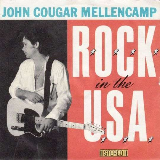 Coverafbeelding R.o.c.k. In The U.s.a. - John Cougar Mellencamp