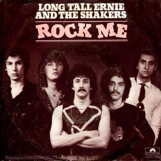 Coverafbeelding Rock Me - Long Tall Ernie And The Shakers