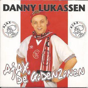 Coverafbeelding Ajax, De Godenzonen - Danny Lukassen