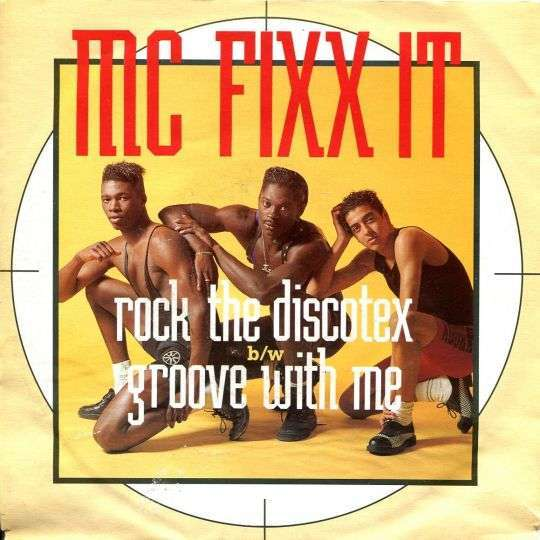 Coverafbeelding Rock The Discotex - Mc Fixxit