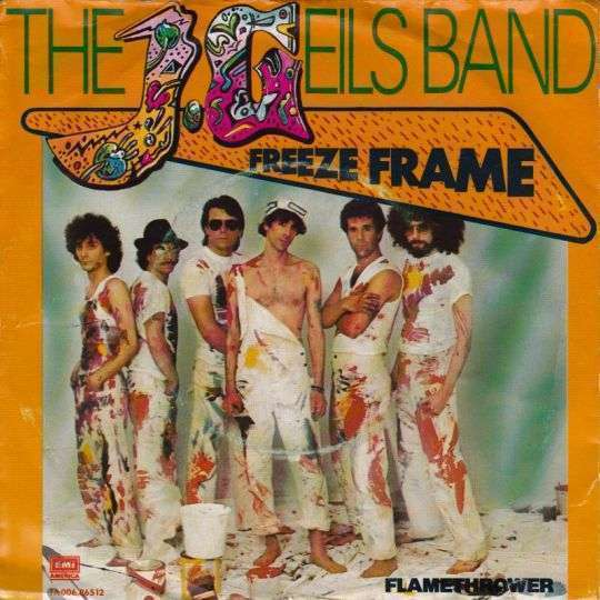 Coverafbeelding Freeze Frame - The J. Geils Band