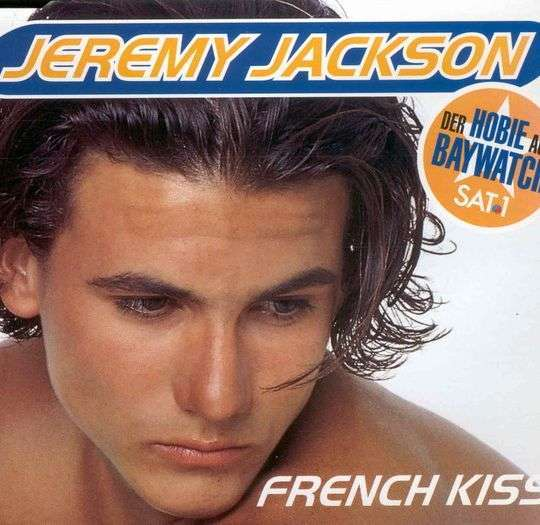 Coverafbeelding French Kiss - Jeremy Jackson - Der Hobie Aus Baywatch