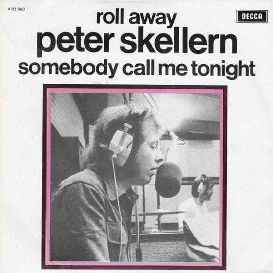 Coverafbeelding Roll Away - Peter Skellern