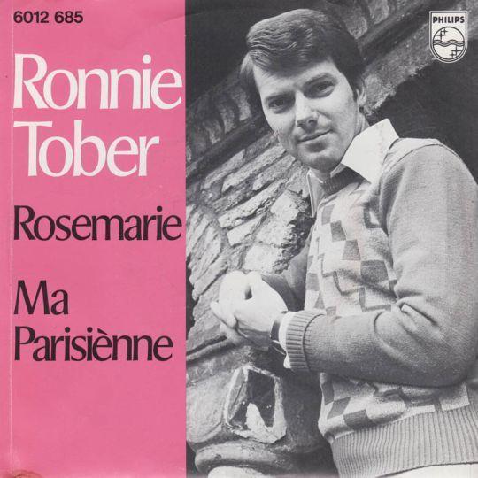 Coverafbeelding Rosemarie - Ronnie Tober