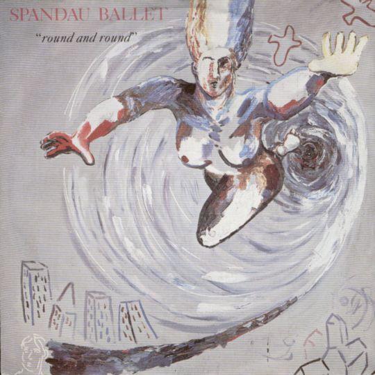 Coverafbeelding Round And Round - Spandau Ballet