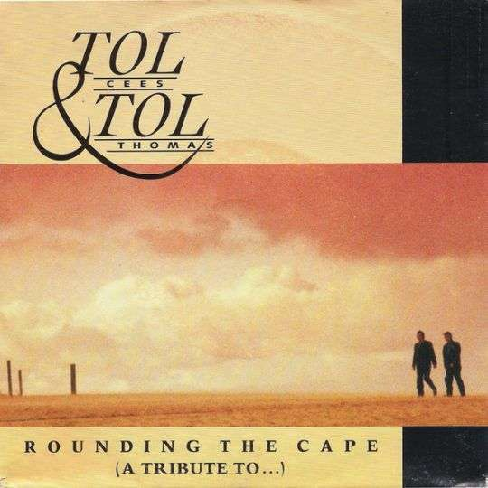 Coverafbeelding Cees Tol & Thomas Tol - Rounding The Cape (A Tribute To...)