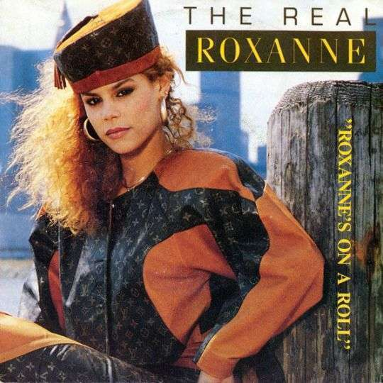Coverafbeelding Roxanne's On A Roll - The Real Roxanne