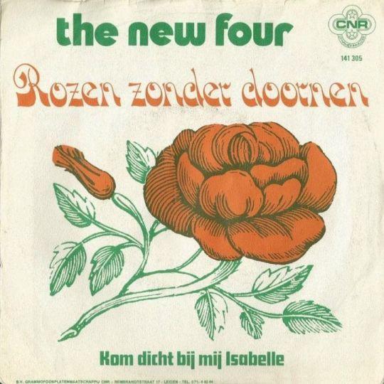 Coverafbeelding Rozen Zonder Doornen - The New Four